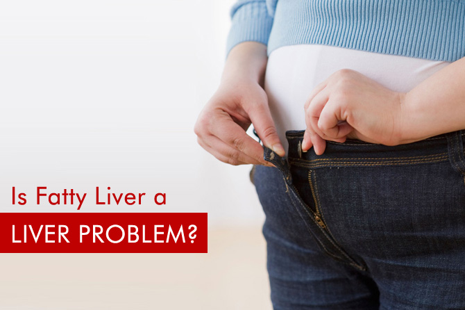 Is Fatty Liver a LIVER PROBLEM?