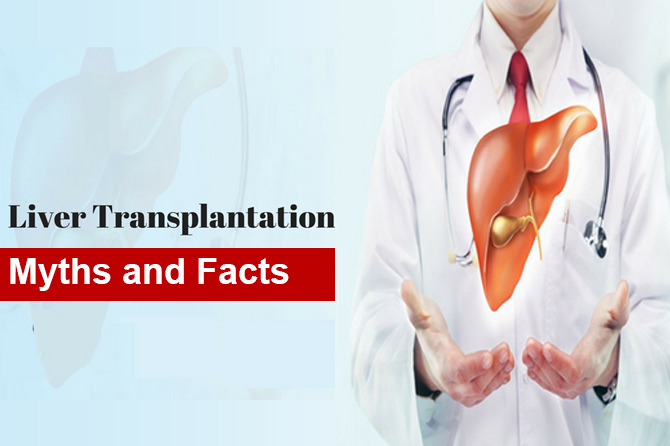 Liver Transplant – Myths and Facts